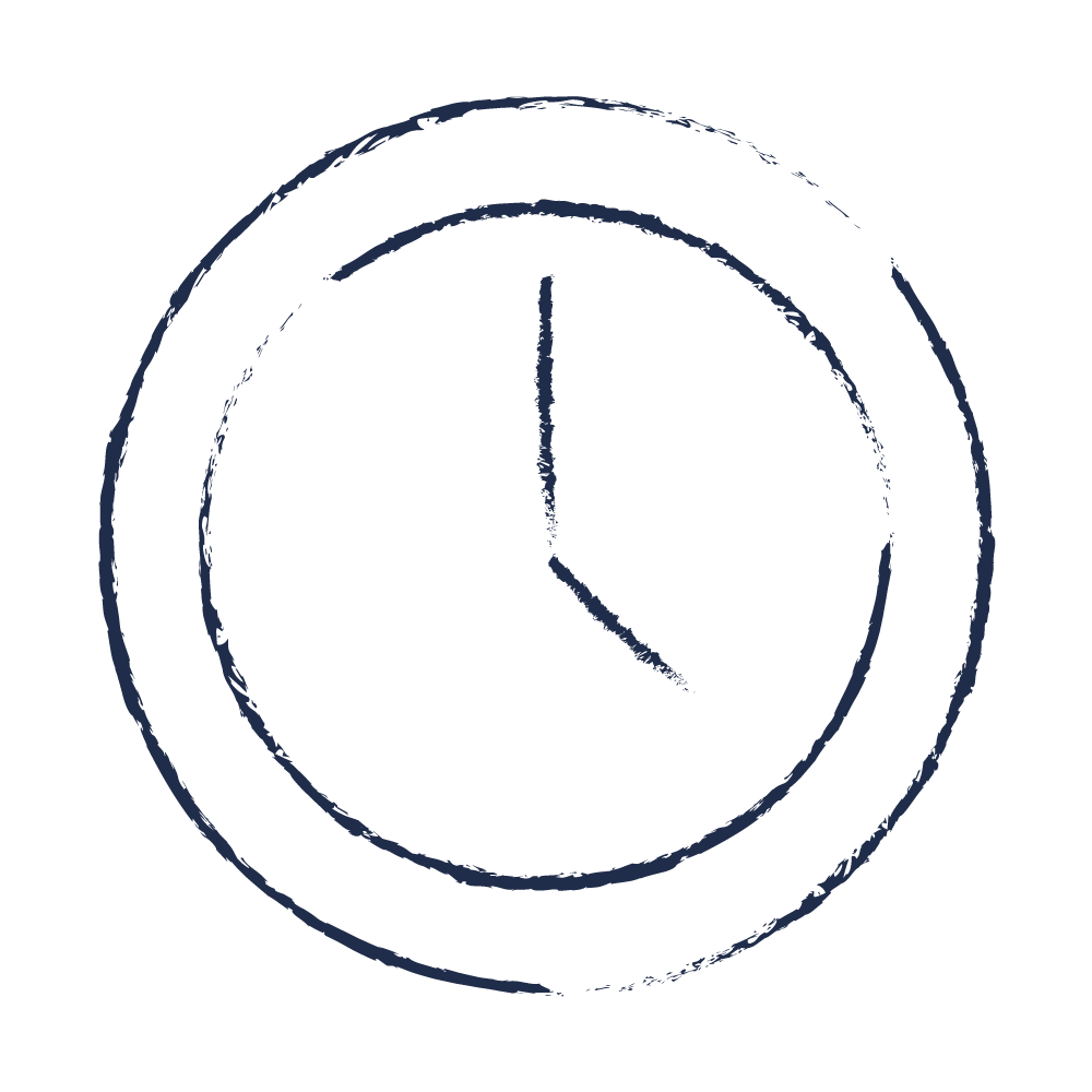 Free Wine Valuations Online - Clock Icon